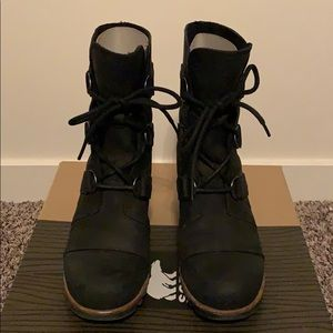 Sorel Joan of Arctic Wedge Boot.